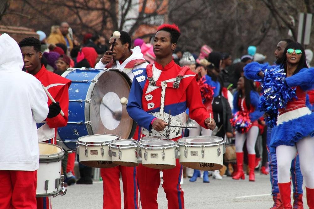 19th Annual Dr Martin Luther King Jr Parade Baltimore Office Of